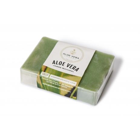 Artisan Soap of Aloe Vera 100gr.