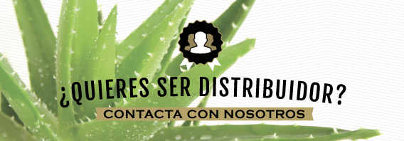 Quieres ser distribuidor de Aloe Vera Luxury