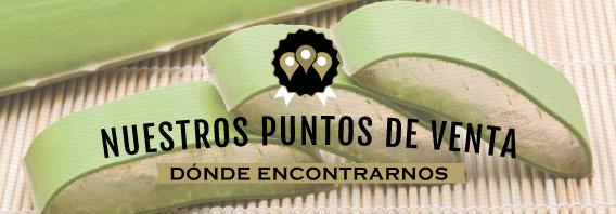 Puntos de venta Aloe Vera Luxury