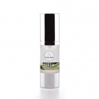 Serum facial aloe vera and olive oil  30ml